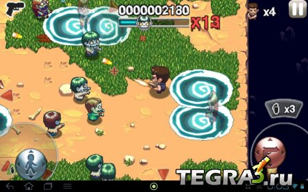 Age of Zombies v1.0.8 Mod (Level Unlocked)
