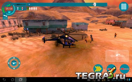 Choplifter HD версия 1.4.1 [Tegra 3/4]