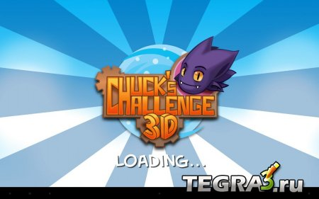 Chuck's Challenge 3D (полная версия)
