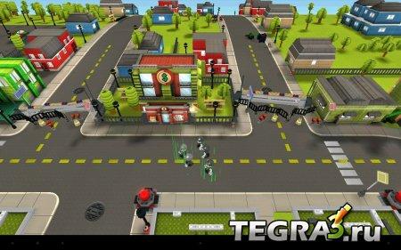 KRE-O CityVille Invasion v1.1.8 Mod (много денег)