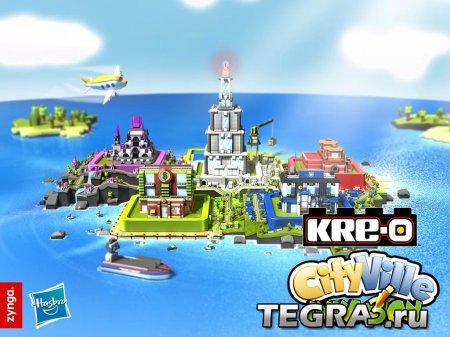 иконка KRE-O CityVille Invasion  Mod (много денег)