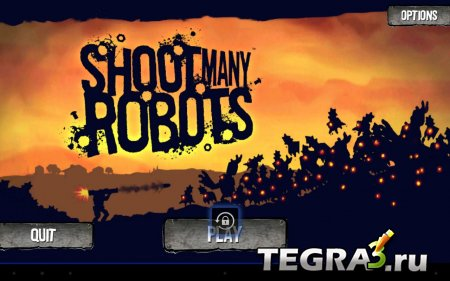 Shoot Many Robots v127434 (Unlimited Nuts)