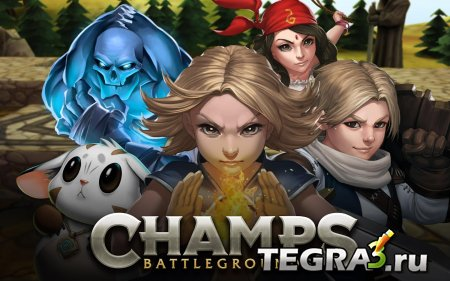 Champs: Battlegrounds  Online