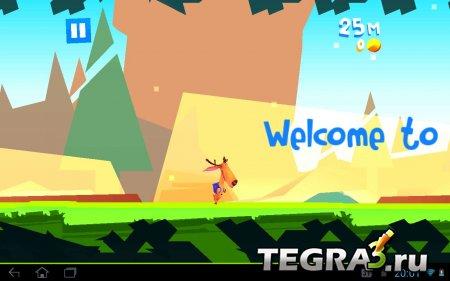 Run My Deer (Беги, мой олень) v1.0 +mod [UNLIMITED GOLD]