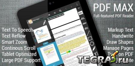 PDF Max The #1 PDF Reader!