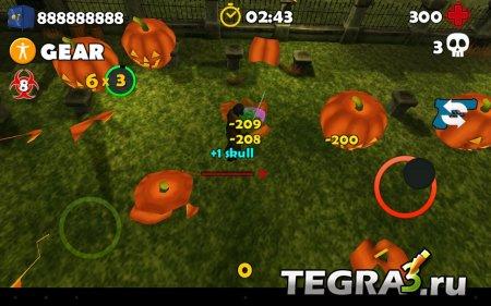 HunterX Zombie Shooter v.1.1.0 Mod