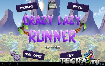 иконка Crazy Lazy Runner