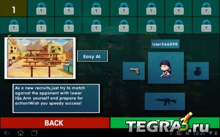 Little Gunfight:Counter-Terror (маленькая ружейная перестрелка)v1.4 [Бесконечное золото]