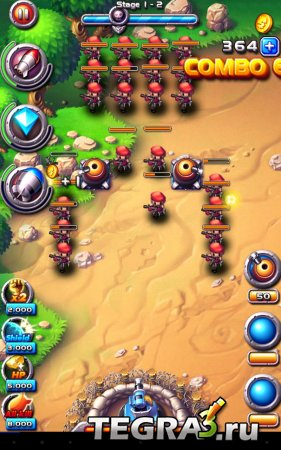 Field Defender V1.0.2 +[Бесконечное золото]