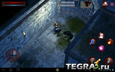 Bloody Dungeons v1.0.4 Mod (много денег)