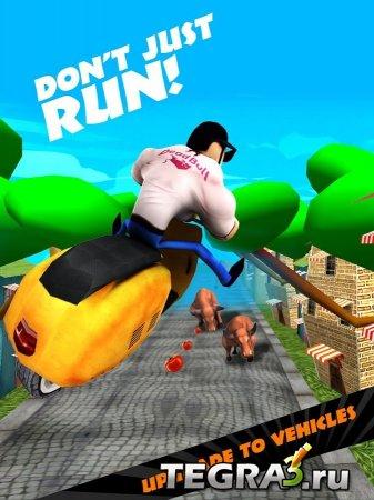 иконка Agent Bull Run