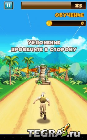 Джунгли зовут (Danger Dash) v1.0