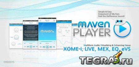 MAVEN Music Player (Pro)