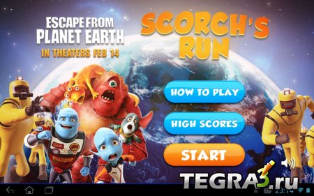 Scorch's Run v1.0