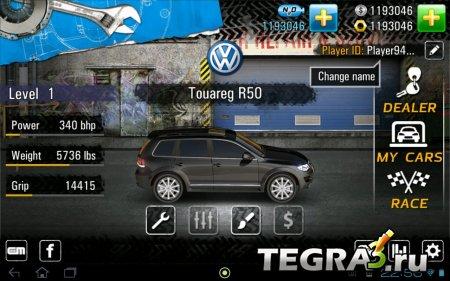Drag Racing 4x4 v1.0.18 Мод (много денег)