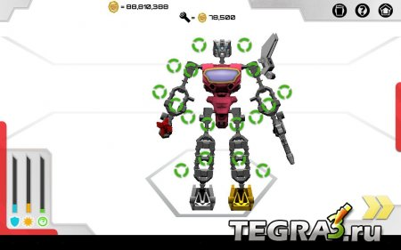 Transformers Construct-Bots v1.3 +[Mod Money]