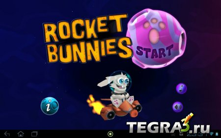 Rocket Bunnies  (Ad-Free & all levels)