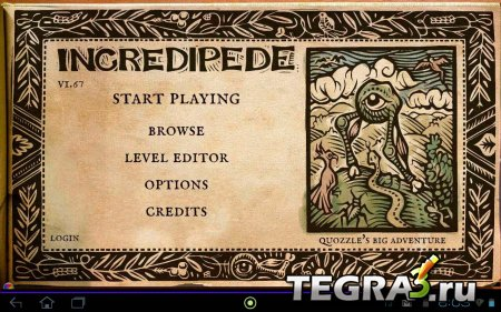 Incredipede v1.73