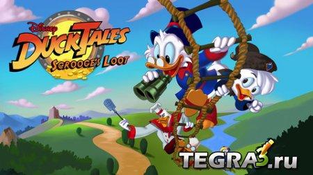 иконка DuckTales: Scrooge's Loot  Online