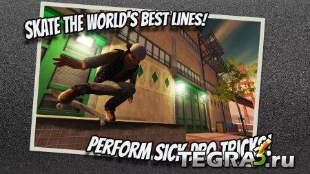 Tech Deck Skateboarding v1.0.99 (Unlimited Gold & Money)