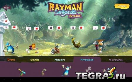 Rayman® Legends Beatbox v1.0.0