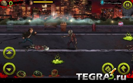 Dead Rushing HD v1.1