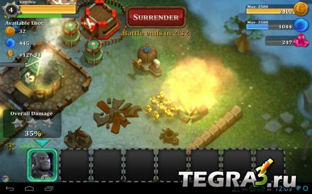 Clans Clash: League of Shadows v0.9.21