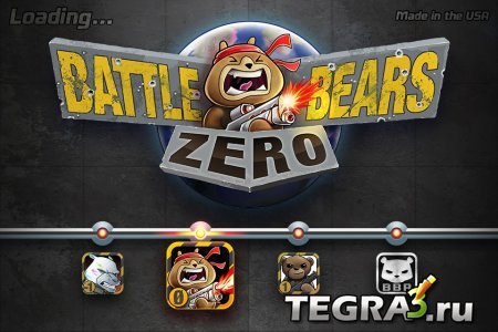 Battle Bears Zero