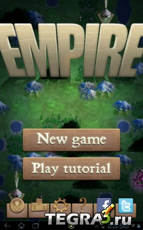 EMPIRE: Deck Building Strategy v1.0.0
