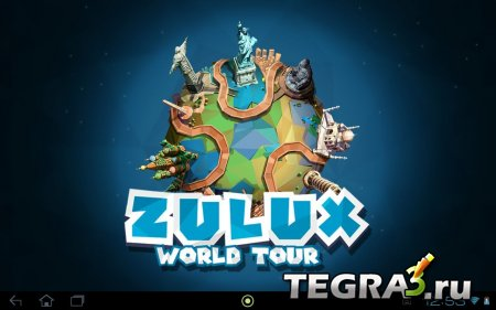 Zulux World Tour  (Unlimited Gold/Gems)
