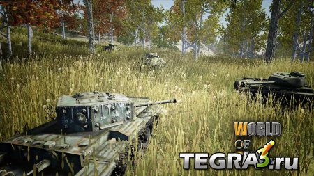 иконка World Of Tank War  Online