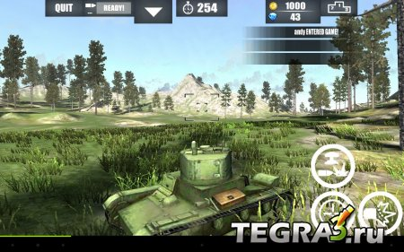 World Of Tank War v1.0 Online
