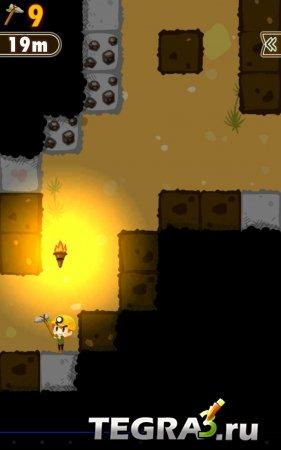 Pocket Mine v1.3.1 [Неограниченное количество энергии / золота]