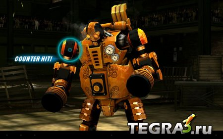 Real Steel World Robot Boxing v15.15.307 [Много денег]