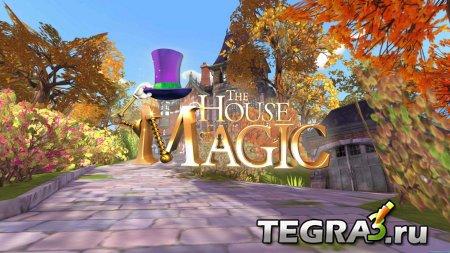 Кот Гром и заколдованный дом (The House Of Magic)