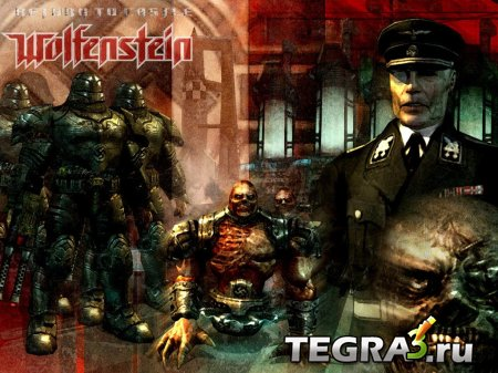 Return To Castle Wolfenstein (RTCW) Touch