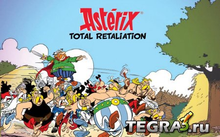 иконка Asterix: Total Retaliation (Астерикс : Тотальное возмездие)