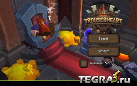 Trouserheart v1.0.3 [Бесконечное золото]