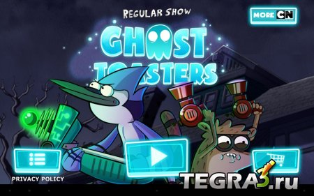 Ghost Toasters - Regular Show v.1.0