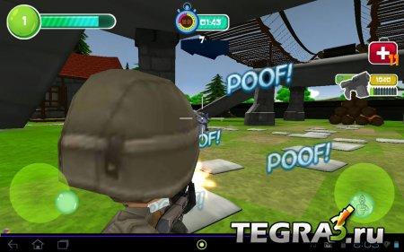 Toy Patrol Shooter 3D Hellowen (Патруль Шутер 3д Хэллоуин 2013) v1.0 [свободные покупки]