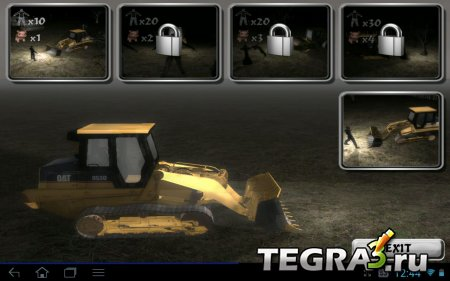 Zombies vs. Bulldozer 3D Race v1.0.0