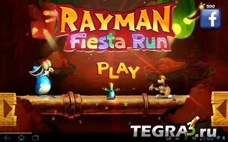 Rayman Fiesta Run v1.2.5 (Mod Money/Unlocked)