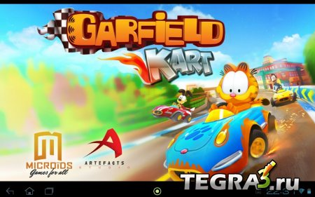 Garfield Kart  (Unlimited Gold)