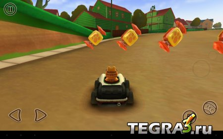 Garfield Kart v1.02 (Unlimited Gold)