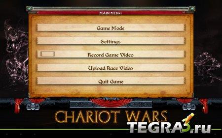 CHARIOT WARS v3.4.0 Mod [G-sensor] [Full / Completo / Unlocked]