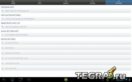Android Task Manager Pro v2.9.2