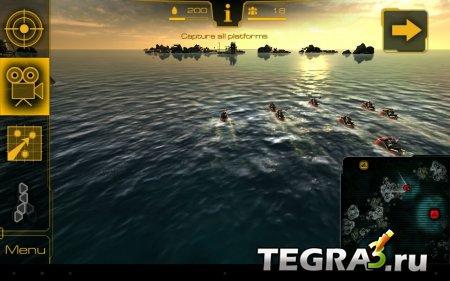 Oil Rush: 3D naval strategy v1.45
