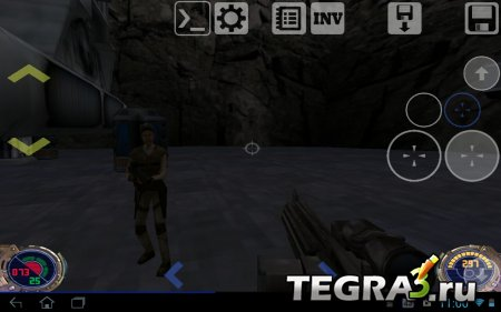 Jedi Knight II Touch v1.1.2 Rus