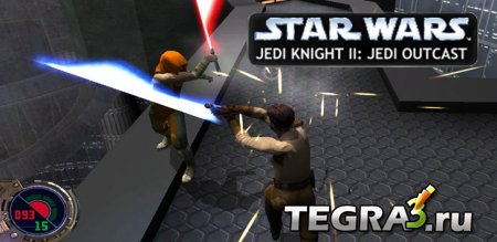 Jedi Knight II Touch  Rus