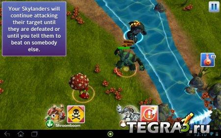 Skylanders Battlegrounds™ v1.3.0 [свободные покупки]
